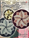 Poinsettia paper piecing pattern by Quiltworx - 30