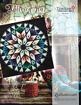 Quilt Kit  or pattern for Tattered Star by Quiltworx