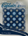 Quilt Kit for Captain's Wheel in Bohemian Blues