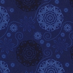 Bohemian Blues Collection by Judy Niemeyer  -  Navy