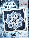 Frozen Fountain Paper Piecing Pattern
