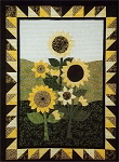 Quilt Kit - Sunflower Fields
