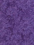 Timeless Treasures Tonga Jewel Amethyst Batik - Grape