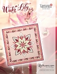 Quilt Kit for Water Lily by Judy Niemeyer / Quiltworx
