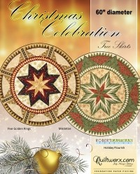 "Christmas Celebration Tree Skirt 60"" diameter"
