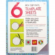 Quilter's Template Sheets