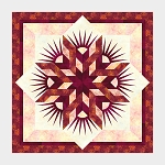 Quilt Kit or pattern for Twinkle Star by Judy Niemeyer / Quiltworx  in your preferred colorway custom designed for you in Quiltster
