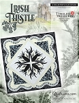 Quilt Kit or Pattern for Irish Thistle by Judy Niemeyer / Quiltworx