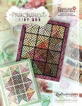 Fractured Paint Box paper piecing pattern by Quiltworx